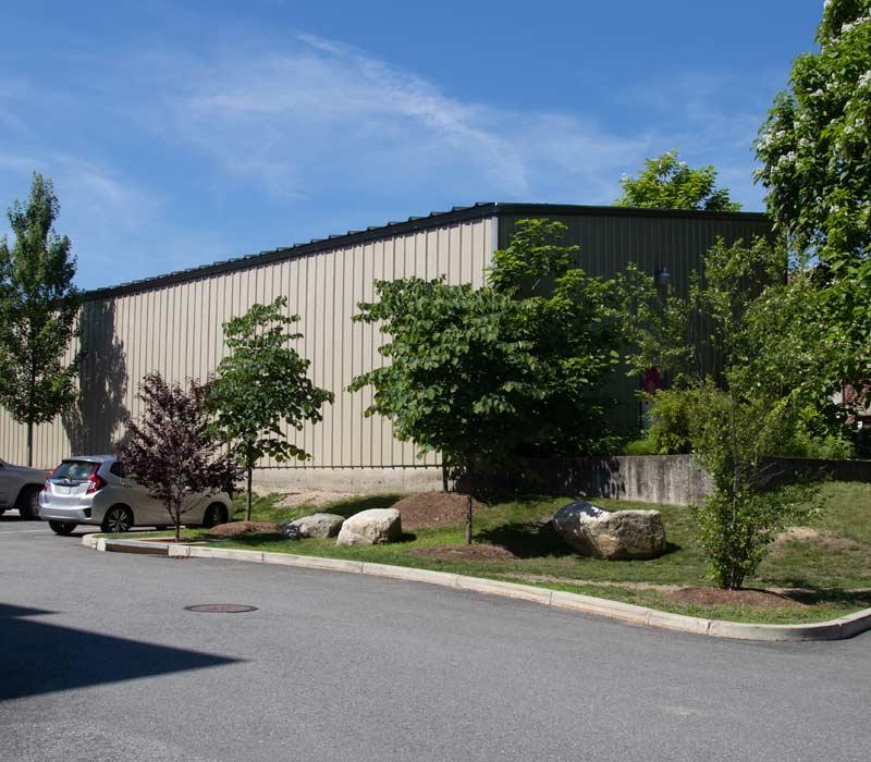 Factory 152 Metal Building